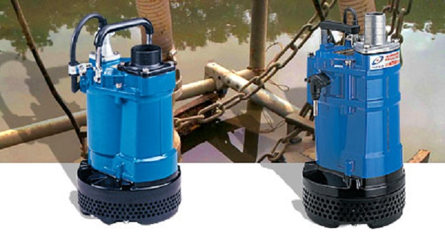 Electric water pumps machine